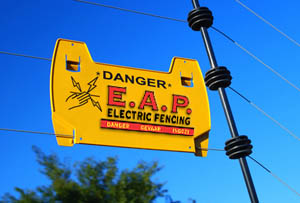 Cape Town electric fencing specialists